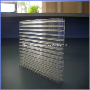 Good Heat Restistance Polycarbonate Sheet for Greenhouse pictures & photos