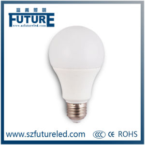 9W High Quality LED Light Bulb with (E27/E14/B22) pictures & photos