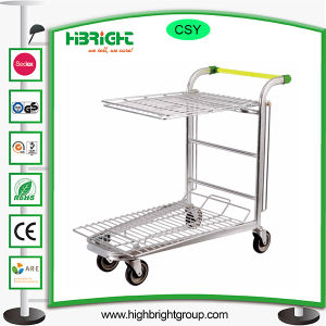 Metal Warehouse Cargo Storage Trolley pictures & photos