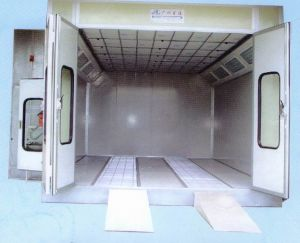 Economical Car Spray Booth Baking Oven pictures & photos