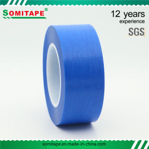 Sh319 Professional Red PE Masking Tape/Protection Tape for Painting Masking Protection Somitape pictures & photos