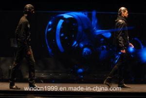Holographic Transparent Foil for Hologram Satge Show pictures & photos
