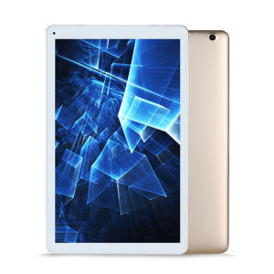 Hot Sale 6000 Ma 8.0mm Thin 1.5GHz Quad-Core Processor 10.1 Inches Thinnest Golden Tablet PC