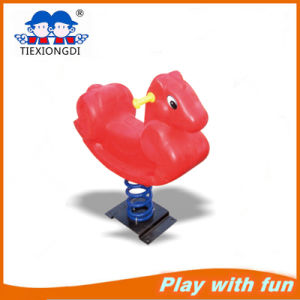 Kids Outdoor Playground Toy Rocking Spring Horse Txd16-16604 pictures & photos