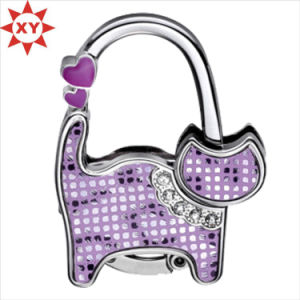 Love Cat Custom Shape Bag Hook for Birthday Gifts pictures & photos