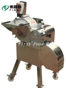Industrial Vegetables Potato Cutter Machines for Potato Chirps Productions Line pictures & photos