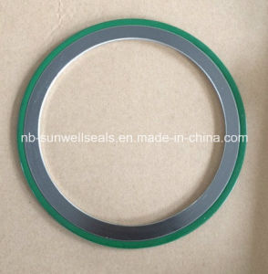 316L Graphote Filler CS Ouer Ring Spiral Wound Gaskets pictures & photos