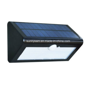 36LED Solar Powered Triangle Sensor LED Outdoor Wall Mounted Light pictures & photos