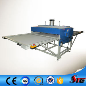 Stc-Z02 Automatic Pneumatic Large Format Sublimation Heat Transfer Machine pictures & photos