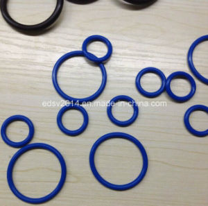 Blue Fluorine Rubber O Ring/O-Ring pictures & photos