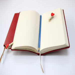 Notebook with Hard Cover for Diary Note pictures & photos