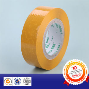 Hotmelt BOPP Self Adhesive Packing Tape pictures & photos