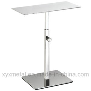 Stainless Steel Shoes Display Table Stand pictures & photos