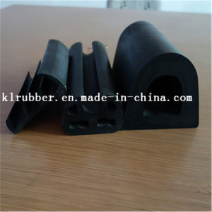 Rubber Extrusions Oil Resistant Airtight Rubber Sealing Strip for Mechanical Equipment pictures & photos