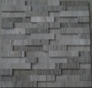 Building Material White Marble Nature Stone Mosaic (fyssc233) pictures & photos