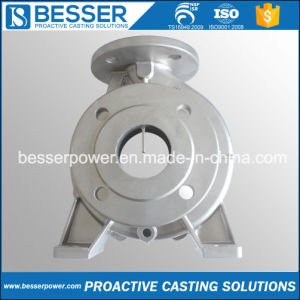 0Cr25Ni20 Stainless Steel Precision Investment Lost Wax Pump Casting pictures & photos