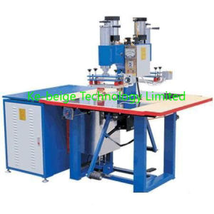 High Frequency Welding Machine H. F Welder for Shoes Handbags Welding pictures & photos