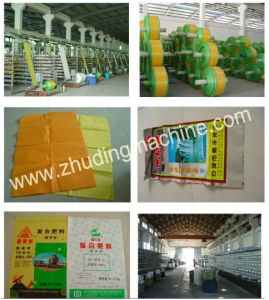 PP Woven Bag Machine Production Line pictures & photos