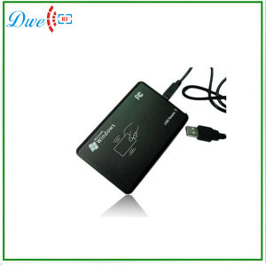ID Contactless USB Interface Desktop Smart Card Reader pictures & photos