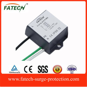 Parallel connection surge arrester for LED lamp protection pictures & photos