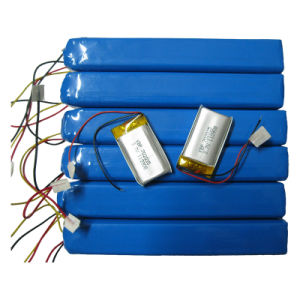 Lithium-Polymer Batteries for Helicopter Battery
