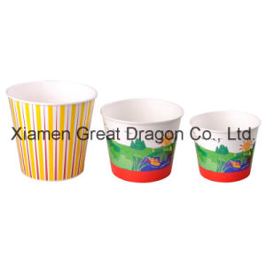 to Go Paper Cups for Hot or Cold Drinking (PC11001) pictures & photos