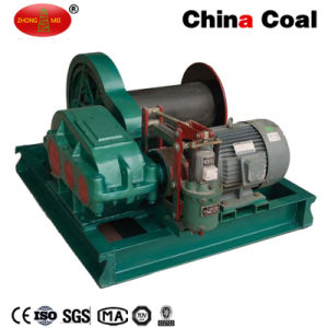 JM Series Slow Speed Electric Winch, Windlass pictures & photos