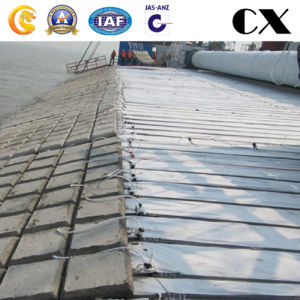 PP Nonwoven Geotextile for Road Paving River Railway pictures & photos