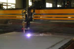 CNC Oxy-Fuel Plasma Cutting Machine pictures & photos