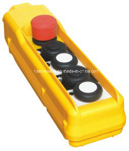 Waterproof Lifing Button Control Hoist Switch pictures & photos