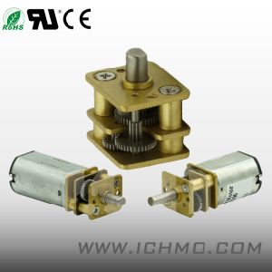 DC Gear Motor with Open Gearbox pictures & photos