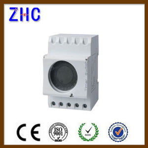 Zc191 180-250VAC LCD Display Mechanical Daily Digital Timer pictures & photos