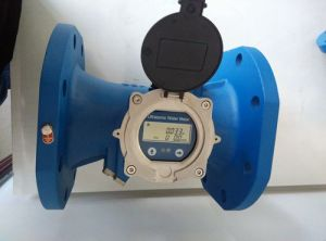 Dual Channel Ultrasonic Water Meter with Built in Battery pictures & photos