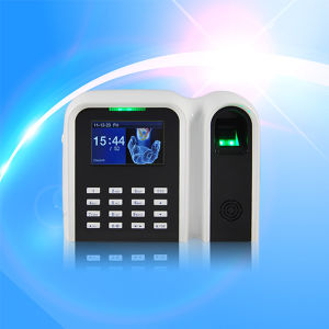 Security Products Simple and Cheap Fingerprint Time Recorder System pictures & photos