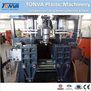 Tvd Series 2L Extrusion Plastic Bottle Blowing Machine pictures & photos