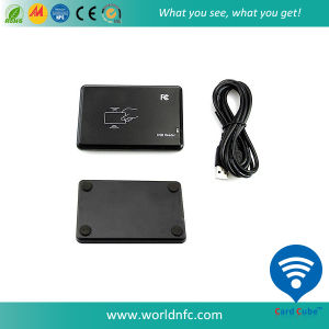 High Quality 13.56MHz RFID S50/S70 Hf Card Reader pictures & photos