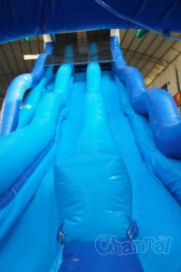 Tropical Wave Inflatable Water Slide Chsl671 pictures & photos