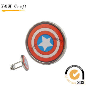 Customized Round Shape Metal Lapel Pin pictures & photos