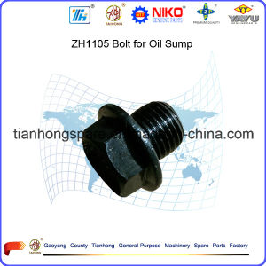 Zh1105 Bolt for Oil Sump pictures & photos