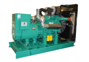 50Hz AC Three Phase Synchronous Brushless Diesel Generator 400kw 500kVA pictures & photos