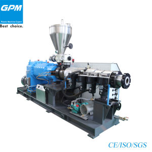 Twin Screw Extruder for Profile Extrusion Manufacturing pictures & photos