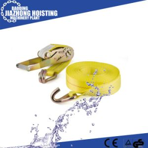 High Quality Customized 1000t Loading Ratchet Tie Down pictures & photos