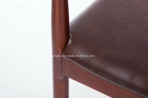 Modern Solid Wood Restaurant Ox Horn Chair/Wood Restaurant Chair Ox Chair Zs-T-N01 pictures & photos