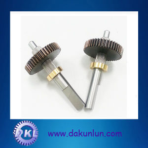 Motor Parts, Gear and Shaft