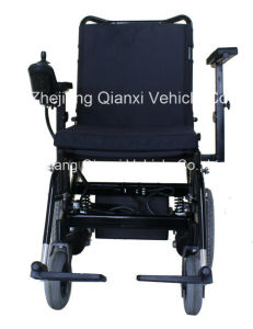 E-Wheelchair for The Elderly and Disably People Transportion (XFG-107FL) pictures & photos