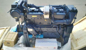 Weichai Wd12 Series 200HP~400HP Power Marine Diesel Engine pictures & photos