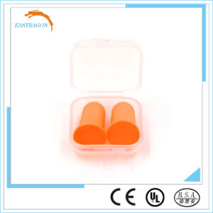 Quantity Ce Approved Custom Sleeping PU Foam Ear Plugs pictures & photos