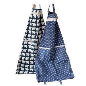 100% Cotton Kitchen Apron with Different Logo pictures & photos