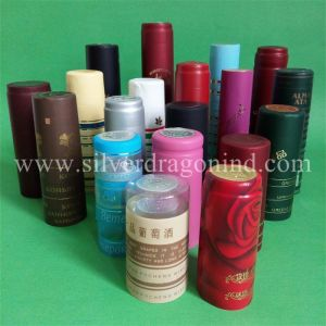 Custom PVC Shrink Capsules for Wine, Spirit, Vodka, Juice, Vinegar, Olive Oil, Food etc. pictures & photos