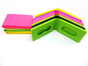 Eco-Friendly Silicone Name Card Case Name Card Holder pictures & photos